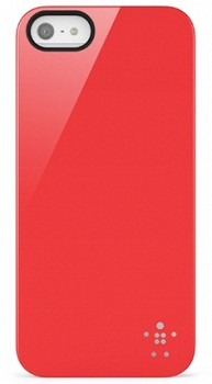 BELKIN IPHONE 5 CASE RED (F8W159VFC04)