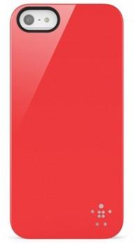 BELKIN IPHONE 5 CASE RED (F8W159VFC04)