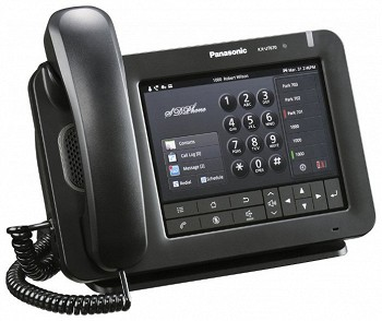 PANASONIC KX-UT670  BLACK