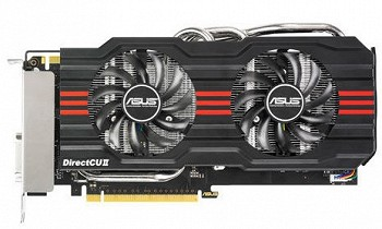 ASUS GTX660-DC2O-2GD5 2 GB GDDR5