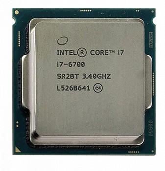 INTEL CORE i7 6700  (8 MB ქეშ მეხსიერება, 3.4 GHZ) BOX