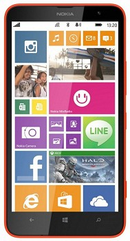 NOKIA LUMIA 1320 8GB RED