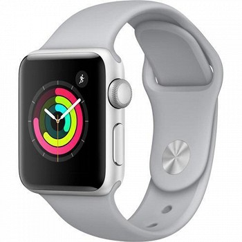 სმარტ საათი Apple Watch Series 3 GPS 38mm Silver
