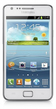 SAMSUNG I9105 GALAXY S II PLUS CHIC WHITE