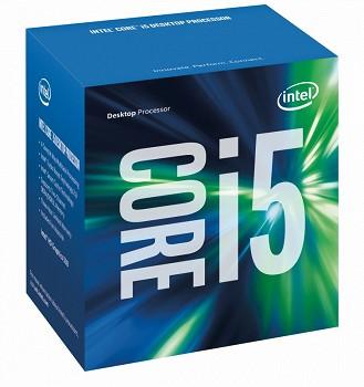 INTEL CORE I5 6600  (6 MB ქეშ მეხსიერება, 3.3 GHZ) BOX