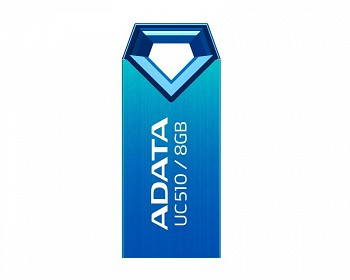 ADATA CHOICE UC510 8GB BLUE USB 2.0 (AUC510-8G-RBL)