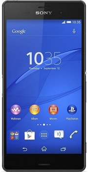SONY XPERIA Z3 (D6653) 16GB BLACK