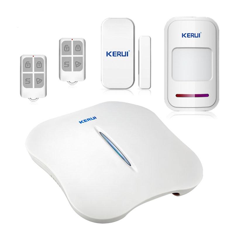 დაცვის GSM სისტემა KERUI W1
