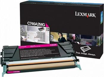 LEXMARK MAGENTA C746A3MG
