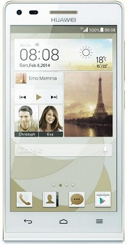 HUAWEI ASCEND P7 MINI 8GB WHITE