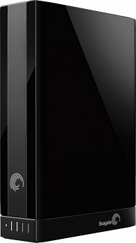 SEAGATE BACKUP PLUS DESKTOP DRIVE HDD USB 3.0 4 TB BLACK