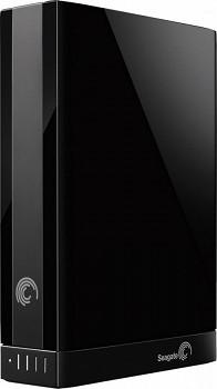 SEAGATE BACKUP PLUS DESKTOP DRIVE HDD USB 3.0 4 TB BLACK