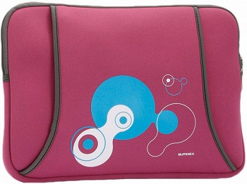 ნოუთბუქის ჩანთა SUMDEX NUN-823MH PINK