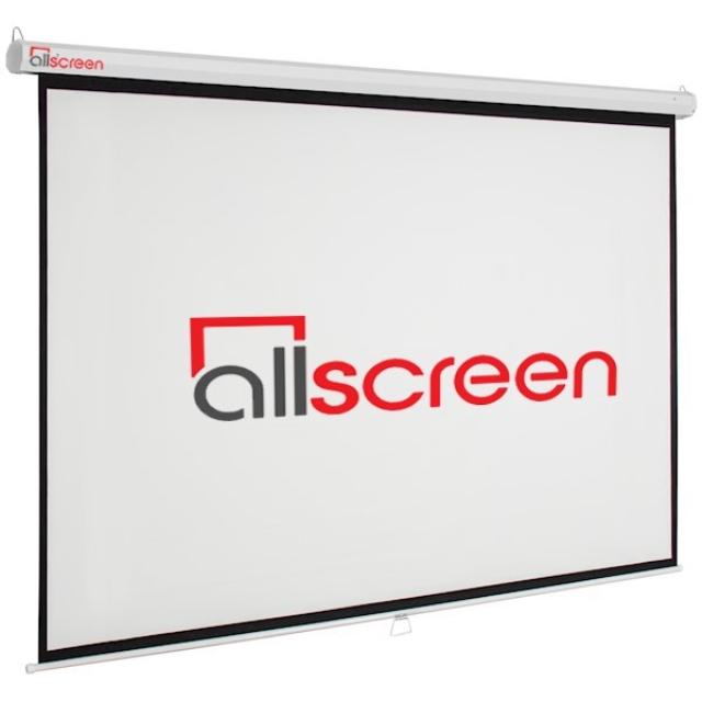 პროექტორის ეკრანი ALLSCREEN CWP-8080