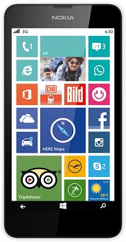 NOKIA LUMIA 630 8GB WHITE