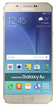 SAMSUNG GALAXY A8 (A800FD) 32GB GOLD
