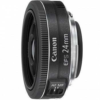 CANON EF-S 24mm f/2.8 STM BLACK