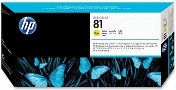 HP 81 PRINTHEAD (C4953A)