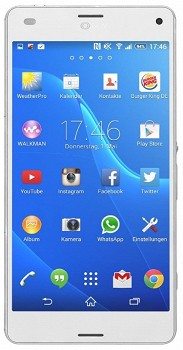 SONY XPERIA Z3 COMPACT (D5803) 16GB WHITE