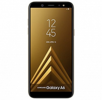 SAMSUNG GALAXY A6 (A600FD) 64 GB GOLD