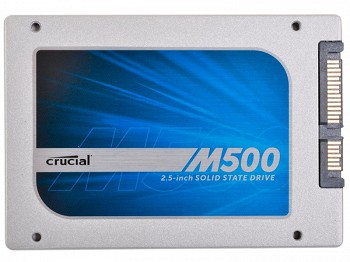 CRUCIAL M500 120GB (CT120M500SSD1)