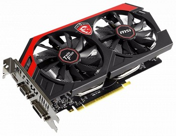MSI GTX 750 TF 2 GB GDDR5 (N750 TF 2GD5/OC)