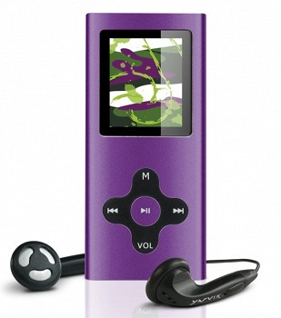YARVIK FUNKICK PMP228 4GB MID PURPLE