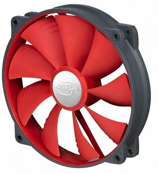 DEEPCOOL  UF140 RED  (XDC-UF140R)
