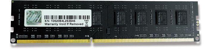 G.SKILL 4 GB DDR3 1600 MHz F3-1600C11S-4GNS