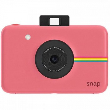 POLAROID SNAP 10MP DIGITAL CAMERA (POLSP01BP) PINK