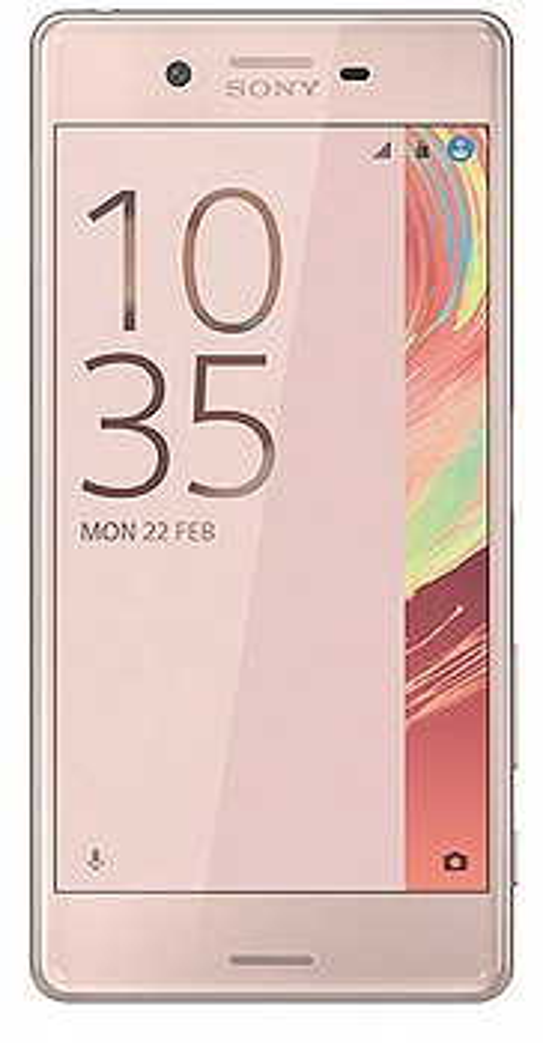 SONY F5122 XPERIA X DUAL SIM 64GB LTE ROSE