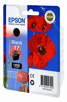 EPSON  T1701 (C13T17014A10)