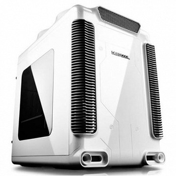 DEEPCOOL STEAM CASTLE (XDC-SC-W) WHITE
