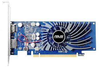 ვიდეო დაფა Asus NVIDIA GEFORCE GT 1030 2GB GDDR5 (90YV0AT2-M0NA00)