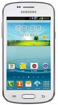 SAMSUNG S7392 GALAXY TREND WHITE