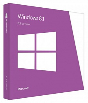 MICROSOFT WN7-00614 WINDOWS 8.1 64-BIT ENGLISH 1PK OEM DVD