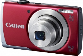 CANON A2500 RED