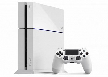SONY PLAYSTATION PS4 500 GB WHITE PAL