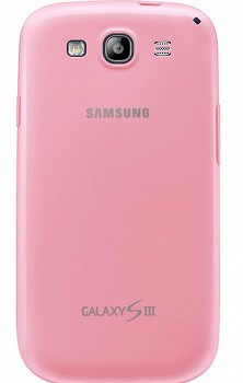 SAMSUNG GALAXY S3 PROTECTIVE COVER PINK