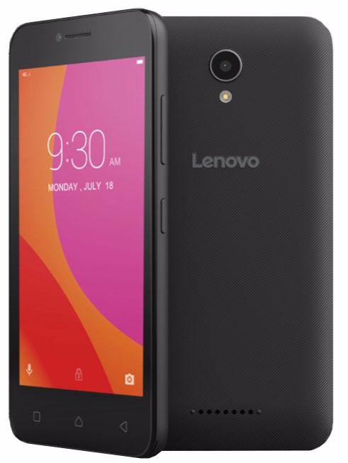 LENOVO VIBE B (A2016 A40) 2 SIM LTE BLACK