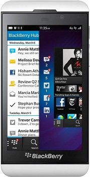 BLACKBERRY Z10 4G WHITE