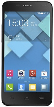 ALCATEL IDOL MINI (OT-6012D) 8GB SILVER