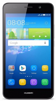 HUAWEI Y6 SINGLE LTE 8GB BLACK