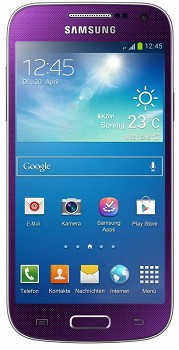 SAMSUNG GALAXY S4 MINI (GT-I9192) 8GB PURPLE