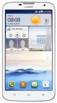 HUAWEI ASCEND G730 DUAL SIM WHITE
