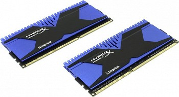 KINGSTON HYPERX PREDATOR 8GB (2 X 4GB) DDR3 2133MHZ (HX321C11T2K2/8)