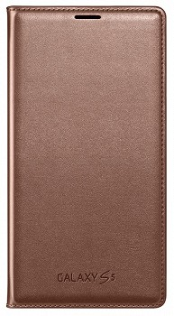 SAMSUNG GALAXY S5 WALLET FLIP ROSE GOLD