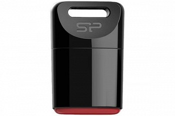 SILICON POWER TOUCH T06 4GB BLACK USB 2.0 (SP004GBUF2T06V1K)