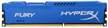 KINGSTON HYPERX FURY 8GB DDR3 1866MHZ (HX318C10FK2)