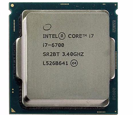 INTEL CORE I7 6700 SKYLAKE  (8M ქეშ მეხსიერება, 4.00 GHz) TRAY